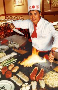 b454253ce5db Watch knife wielding teppanyaki artists prepare steak and seafood at the  famous Kobe Japanese Steak House in Waikiki with Hawaii s most beautiful  sushi bar.